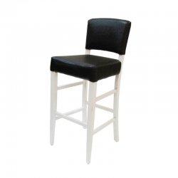 כסא בר פלורידה חצי גב