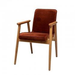 כורסא פיבי מושב מרופד