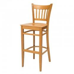 כסא בר ארז