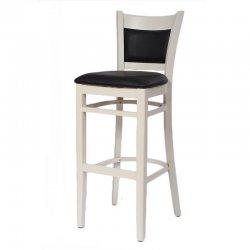 כסא בר אשל מרופד