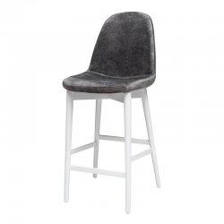כסא בר בייסבול רגל קונוס מעץ