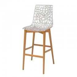 כסא בר דייזי רגל קונוס