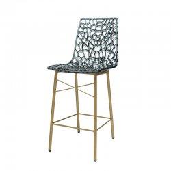 כסא בר דייזי רגל קרוס
