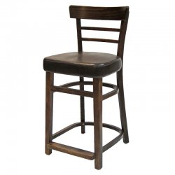 כסא בר סבתא מרופד