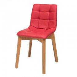 כסא דניאל רגל עץ