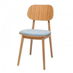 כסא לולה מושב מרופד