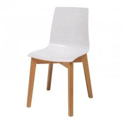 כסא סיון רגל עץ