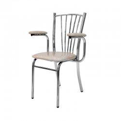 כסא רינה עם ידיות