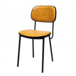 כסא ריץ מרופד