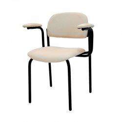 כסא רקפת עם ידיות