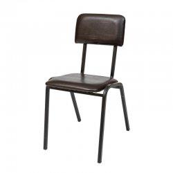 כסא שרתון מרופד