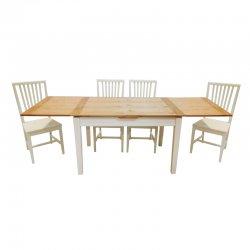 שולחן שחר 120X80